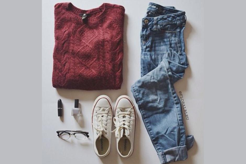 Los pantalones rotos siempre están de moda. (Foto: Pinterest)