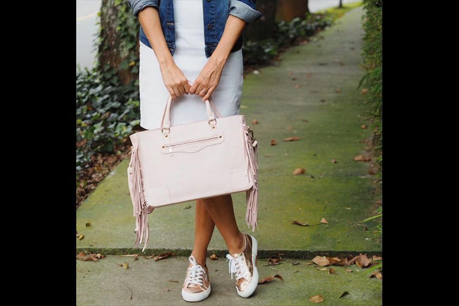 La moda también significa romper el miedo y usar nuevas prendas. (Foto: Instagram)