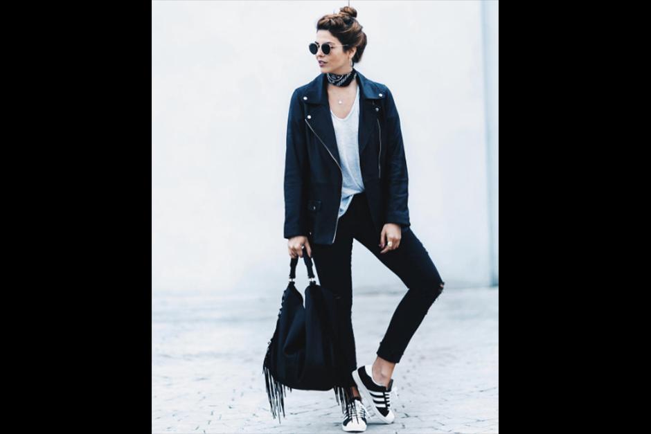 La nueva moda trae zapatos más cómodos. (Foto: Instagram)