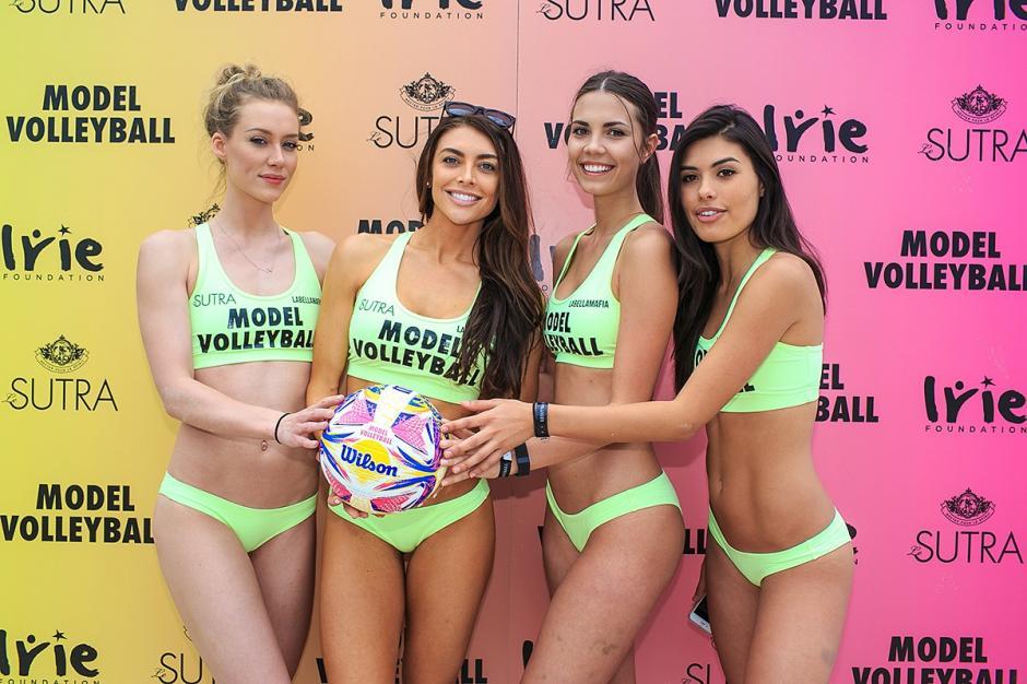 Ellas mostrarn su belleza y cualidades para el Beach Voley. (Foto: Miami.com)