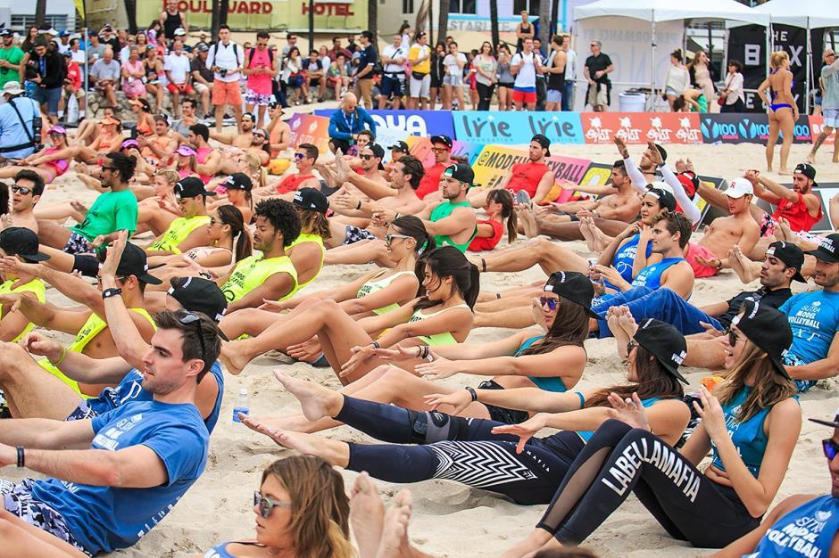 La playas de Miami recibieron a miles de visitantes. (Foto: Miami.com)