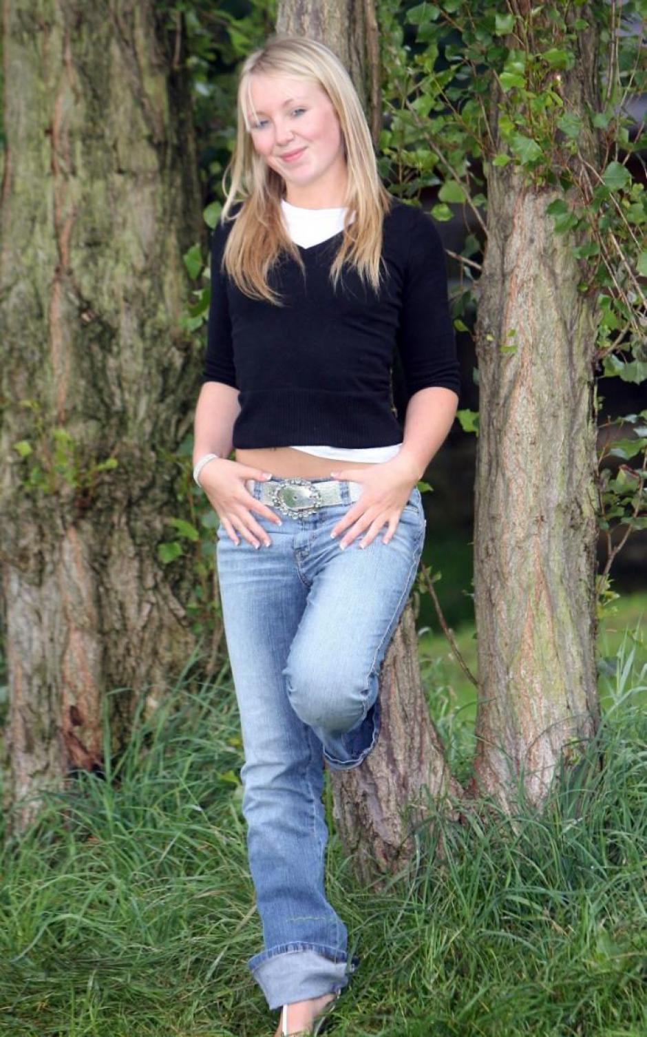 La exmodelo de 27 años, fue capturada por presuntos vínculos terroristas. (Foto: telegraph.co.uk)