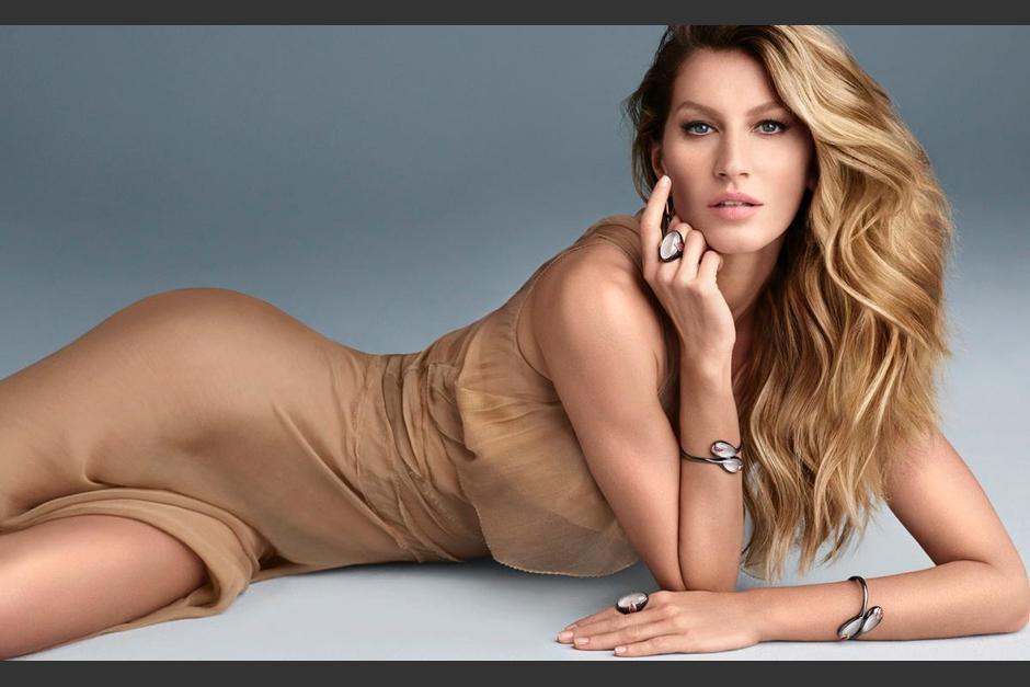 La modelo brasileña Giselle Bündchen encabeza el listado. Cuenta con ingresos anuales de 30.5 millones de dólares. (Foto: youvalencia.com)