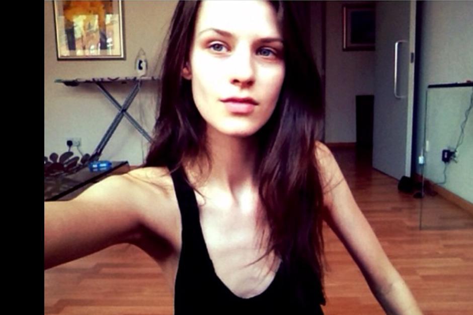 Kayley tiene solo 19 años y comenzó a trabajar como modelo a los 15. (Foto: Instagram)