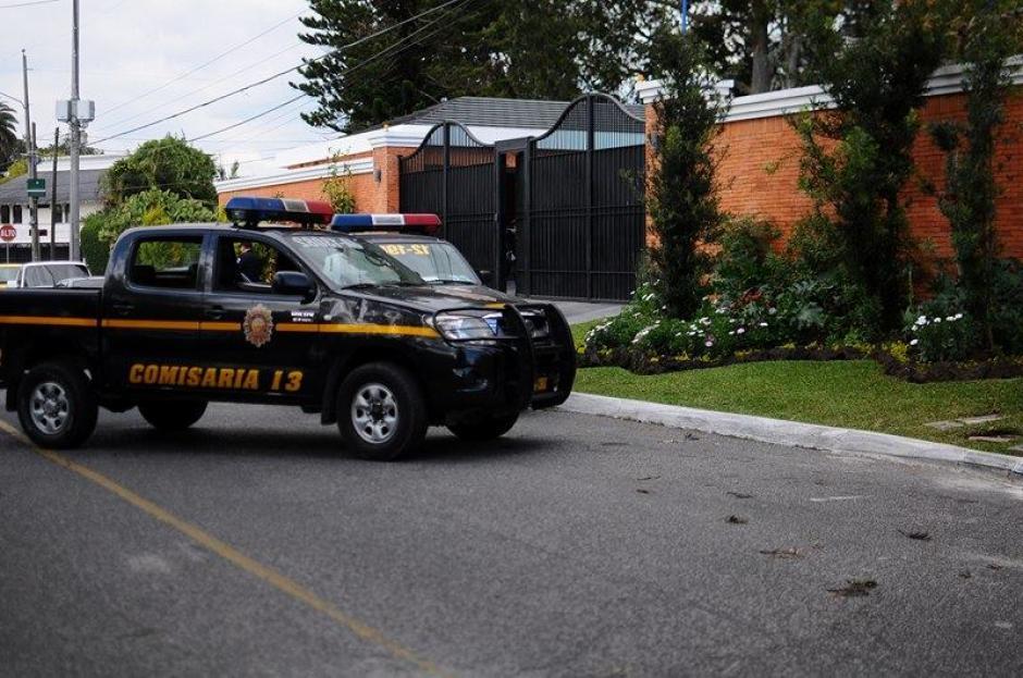 Los allanamientos se realizaron también en Izabal, Escuintla, Sacatepéquez y Chimaltenango. (Foto: Alejandro Balan/Soy502)