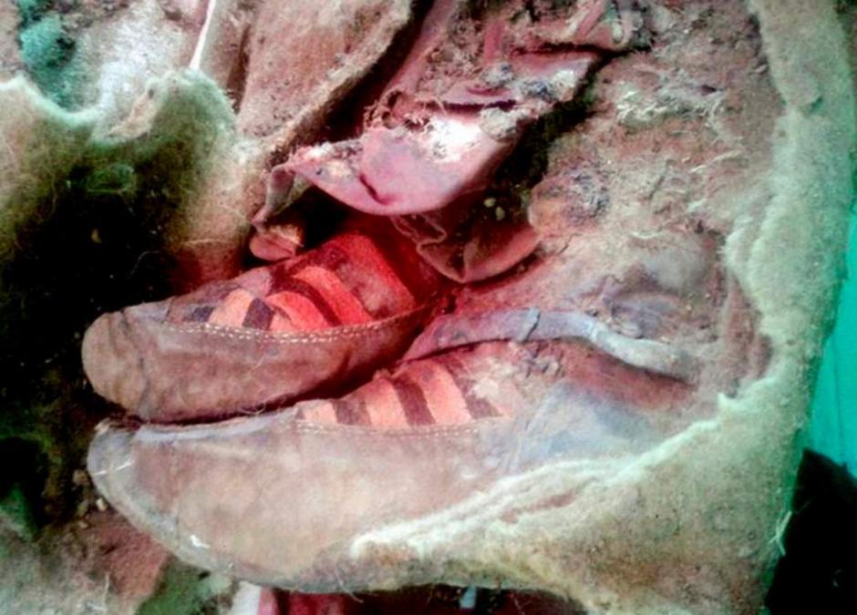Encuentran una momia en Khovd, una ciudad en Mongolia. (Foto: mdzol)