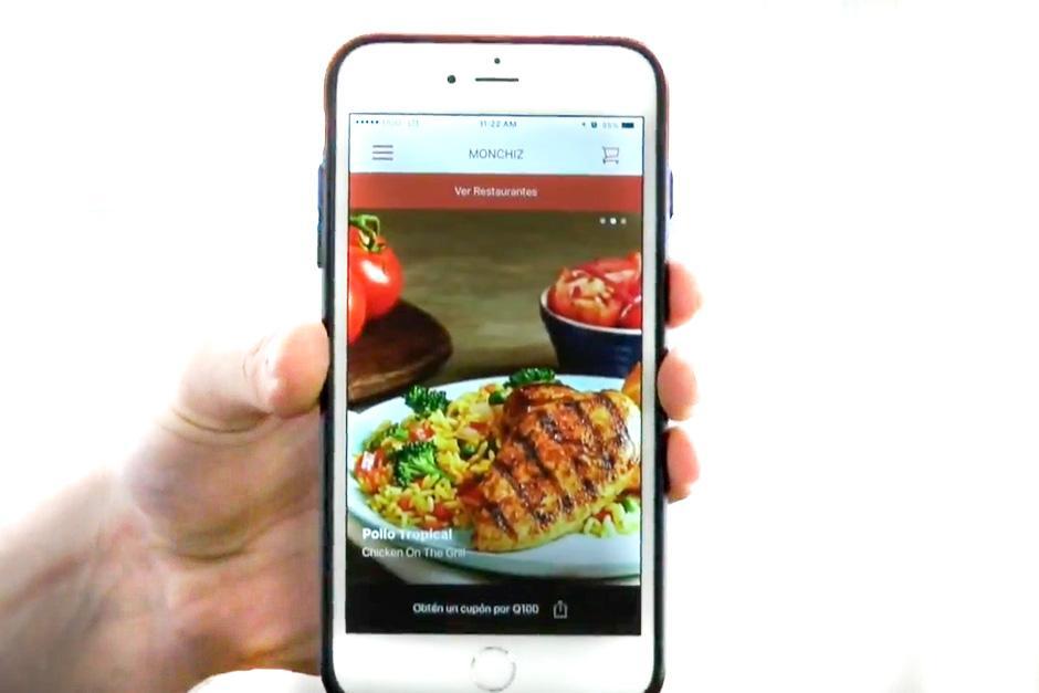 Puedes hacer pedidos de varios restaurantes en una misma orden. (Foto: Soy502)