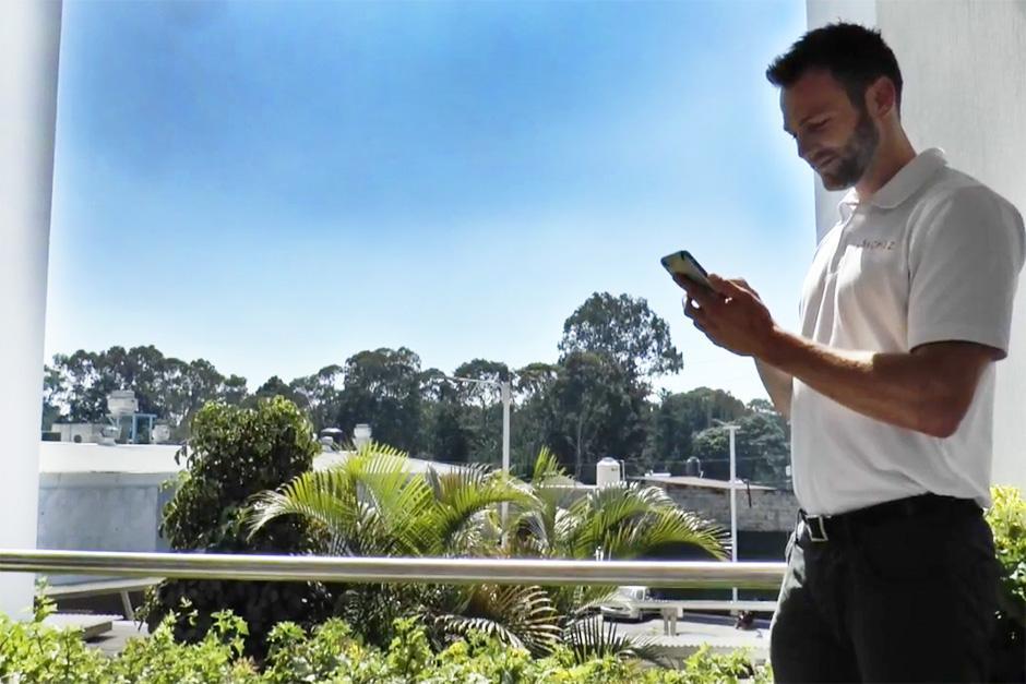 """La app """"Monchiz"""" busca facilitarle la vida a los comensales. (Foto: Soy502)"""