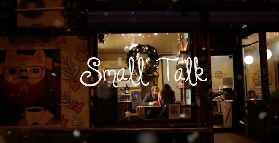 """La producción se llama """"Small Talk"""". (Foto: Mónica Walter)"""
