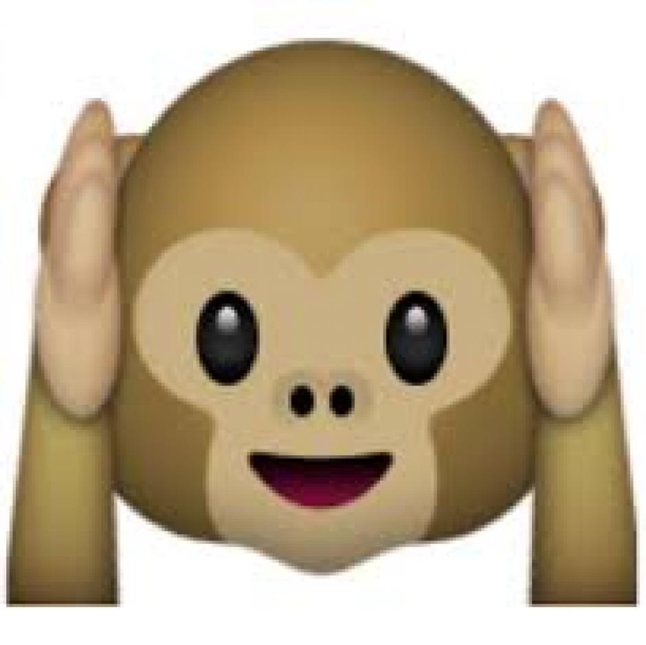 El mono que no escucha. (Foto: picturesloves.com)