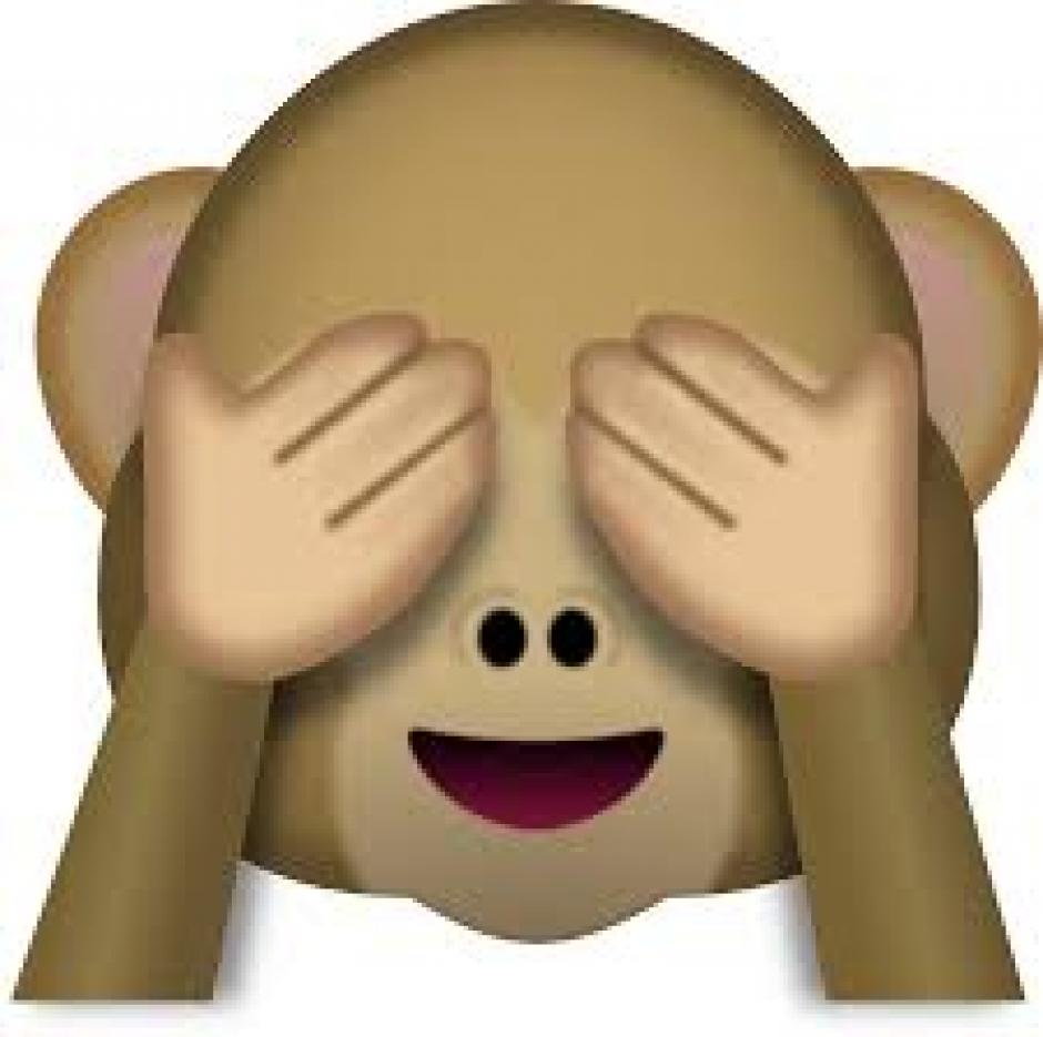 El mono que no mira. (Foto: picturesloves.com)