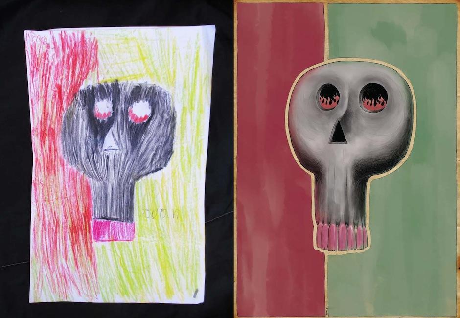 La primera exposición se llevó a cabo en Puebla, México. (Foto: Monsters by kids)