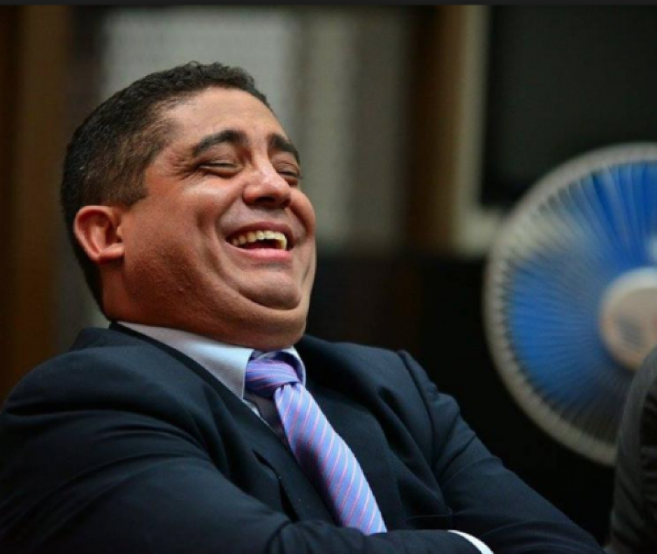 Juan Carlos Monzón, ex secretario privado de Baldetti, también es colaborador  eficaz del MP, pero en el caso TCQ. (Foto: Archivo/Soy502)