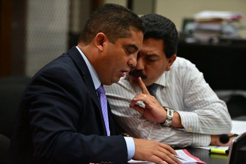 Juan Carlos Monzón, ex secretario privado de Baldetti, también pretende ser colaborador eficaz del MP. (Foto: Archivo/Soy502)