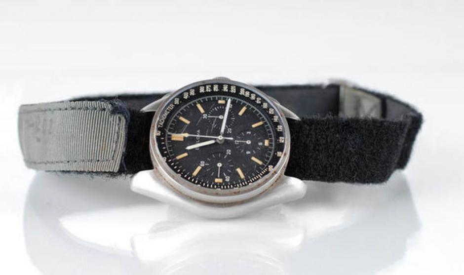 El relojmodelo Bulova chronograph. (Foto: express.co.uk)