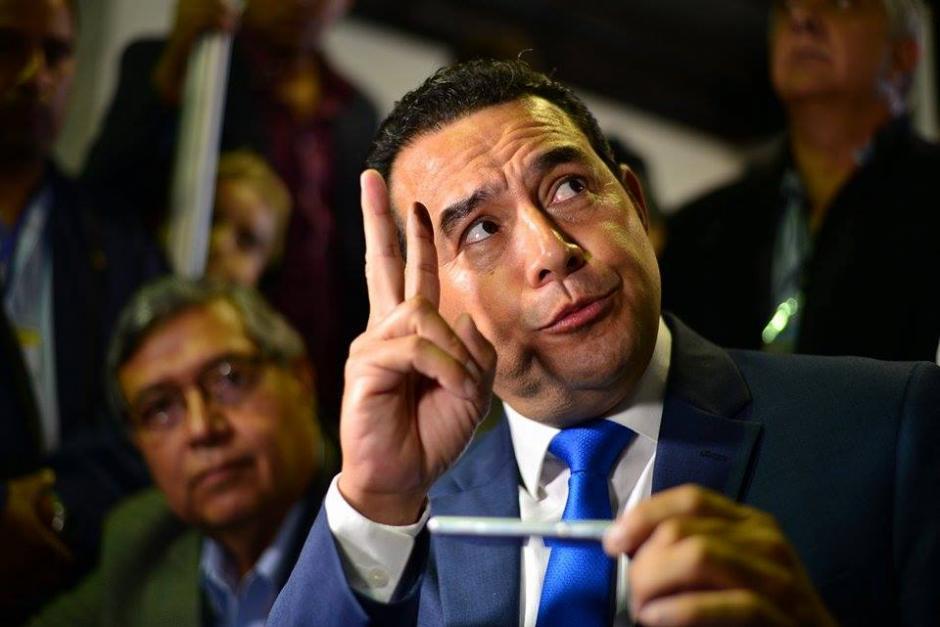 Morales se posicionó con más del 26 por ciento en la segunda vuelta electoral. (Foto: Wilder López/Soy502)