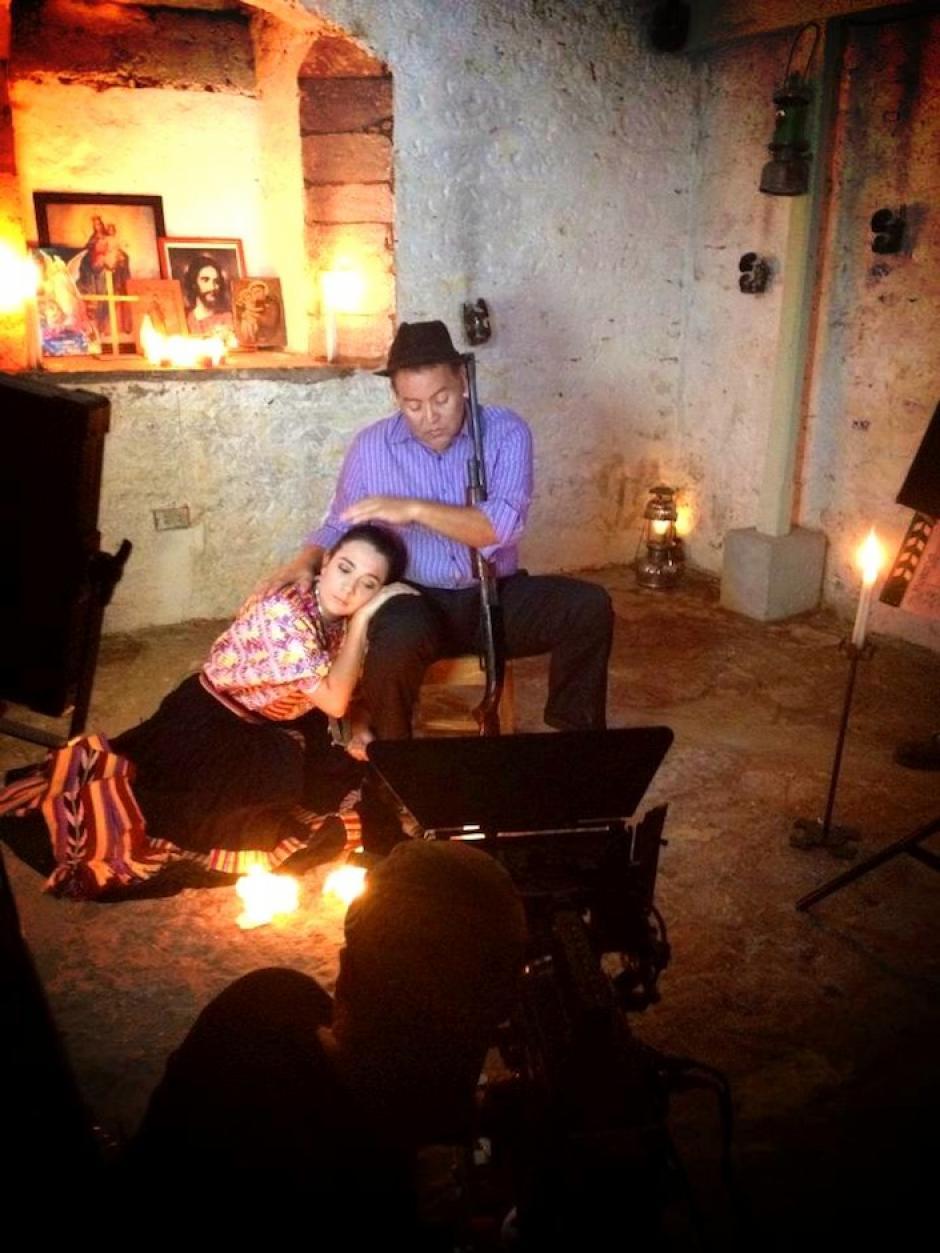 Morena retrata las costumbres de la sociedad guatemalteca. (Foto: Facebook/Soy502)
