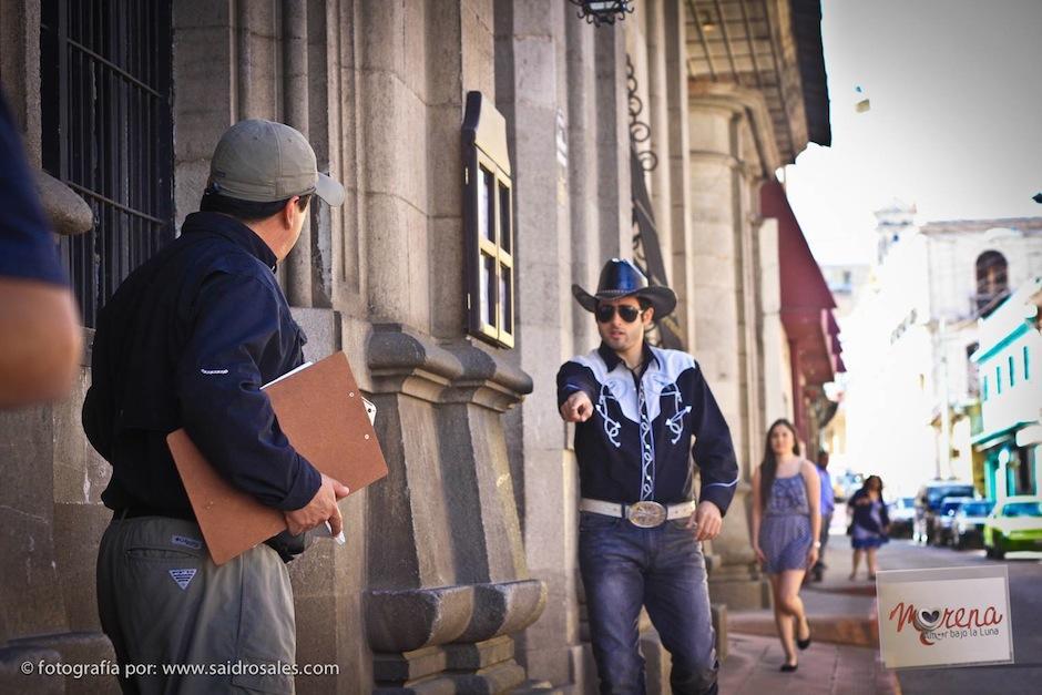 Actores de talla internacional participan en este trabajo. (Foto: Facebook/Soy 502)