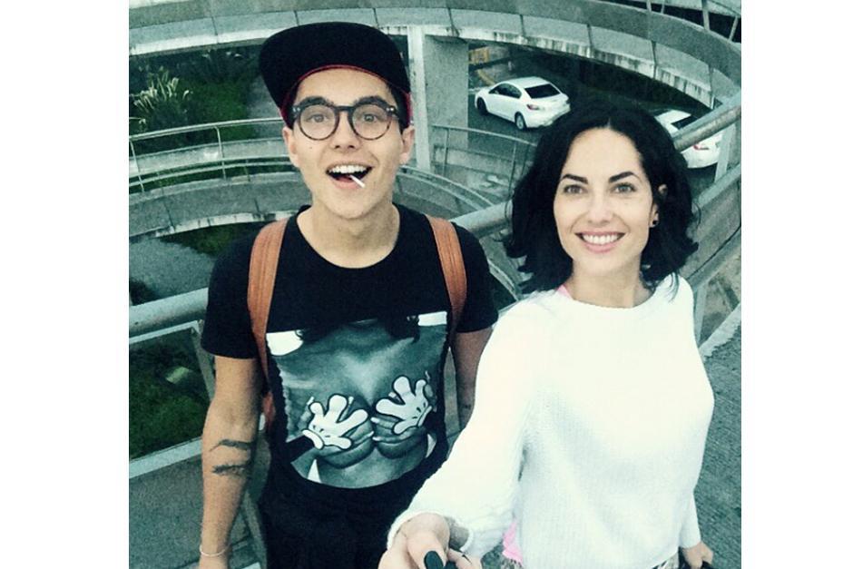 Bárbara tiene un hijo fruto de su relación con Sergio Mayer. (Foto: Instagram)