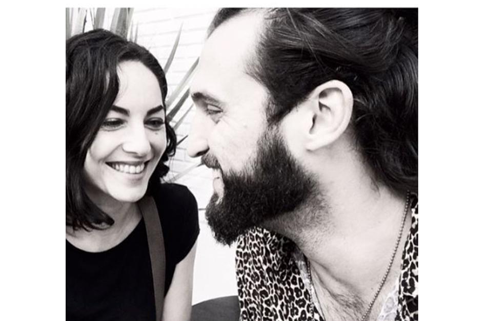 Bárbara presumió en Instagram una fotografía de su matrimonio con el beisbolista.