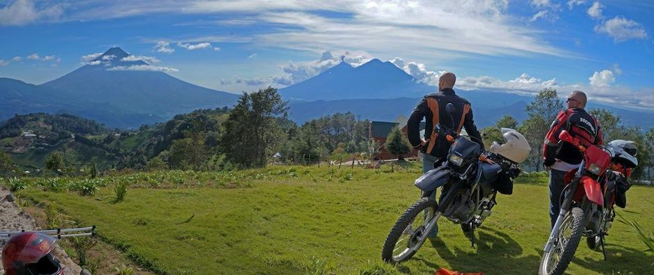 Los paisajes son impresionantes. (Foto: Motorcycle Adventure Tours in Guatemala)
