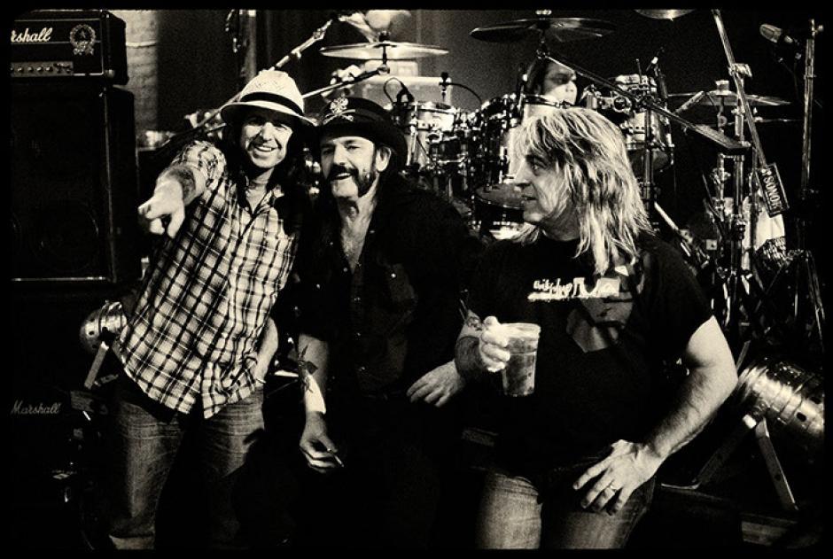 Pocas amistades reales tenía el rockero. (Foto: iMotorhead.com)