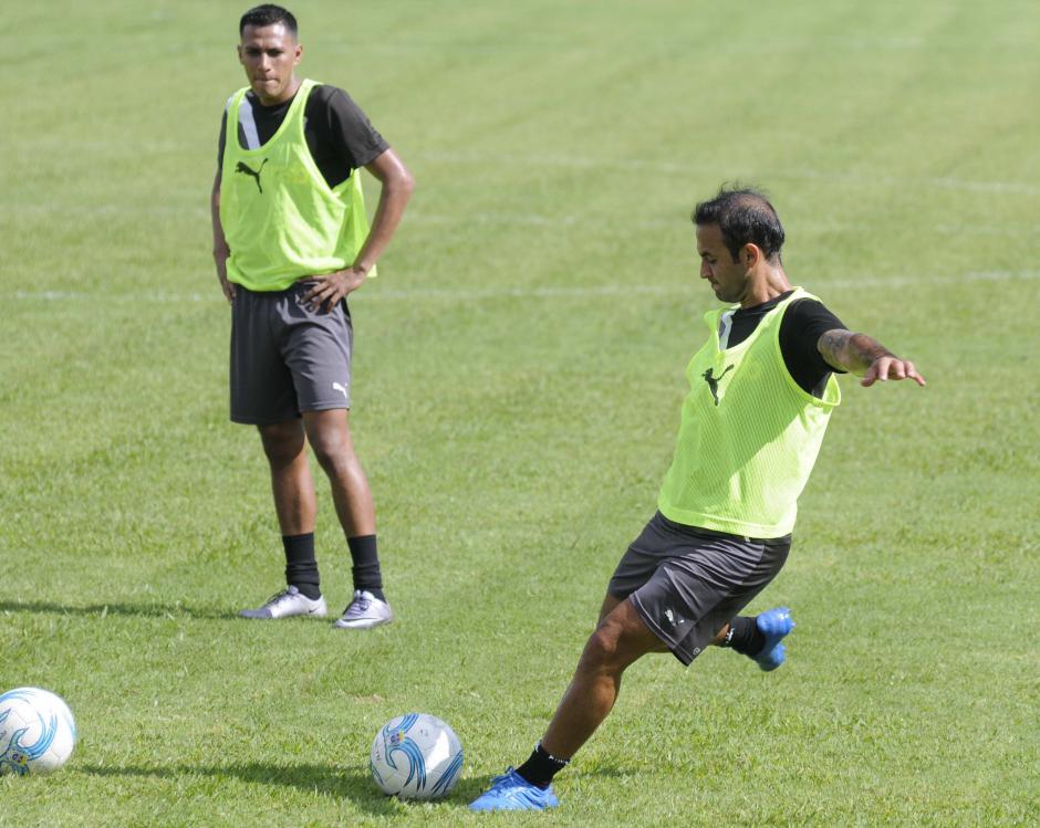 José Contreras no jugará ante Suchitepéquez por decisión técnica. (Foto: Orlando Chile/Nuestro Diario)