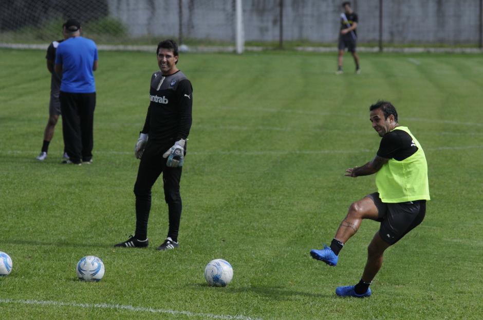 Contreras no jugará por segunda jornada seguida. (Foto: Orlando Chile/Nuestro Diario)