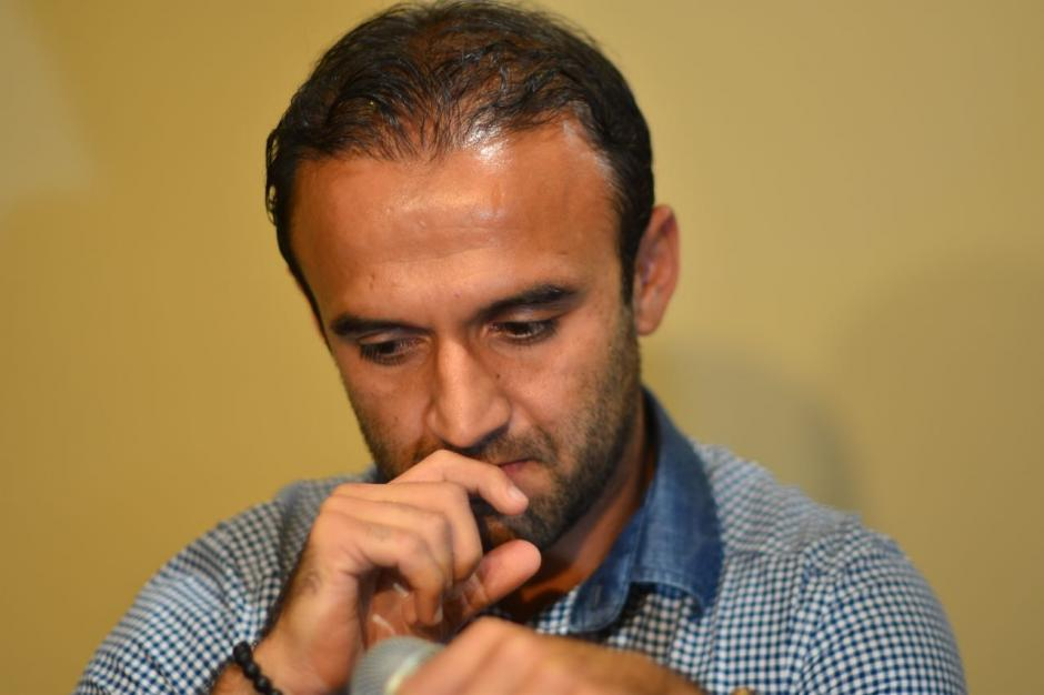 José Manuel Contreras dijo estar abierto a jugar en cualquier equipo. (Foto: Jesús Alfonso/Soy502)