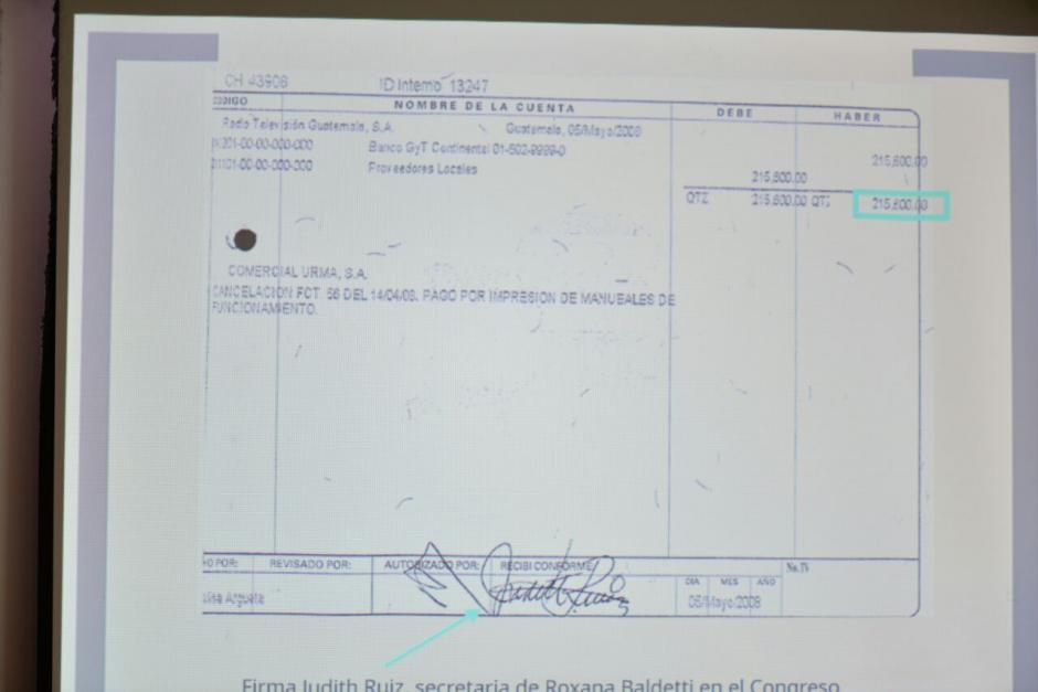 Con facturas sobre otro concepto los canales nacionales facturaron al partido. (Foto: Wilder López/Soy502)