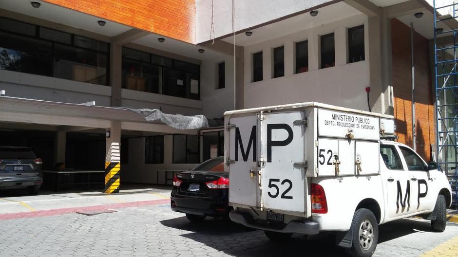 El presidente del CANG afirma que los delincuentes no robaron bases de datos. (Foto: José Miguel Castañeda/Soy502)