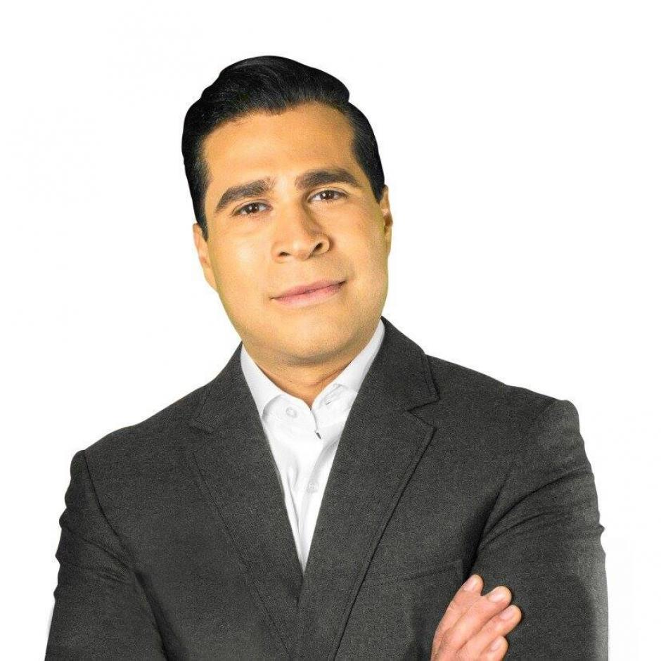 Neto Bran, candidato del partido Movimiento Reformador. Estudió Comunicación y Marketing en la Universidad de San Carlos de Guatemala. Se lanzó como candidato en el 2011 con el PAN, quedando en la segunda posición. Antes de llegar al partido MR formó parte del partido Unidad Nacional de Esperanza (UNE).