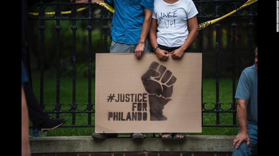 El jefe de la policía de Minnesota asegura que lo último que se ha descubierto sobre el caso de Philando está muy lejos de la realidad. (Foto: CNN)