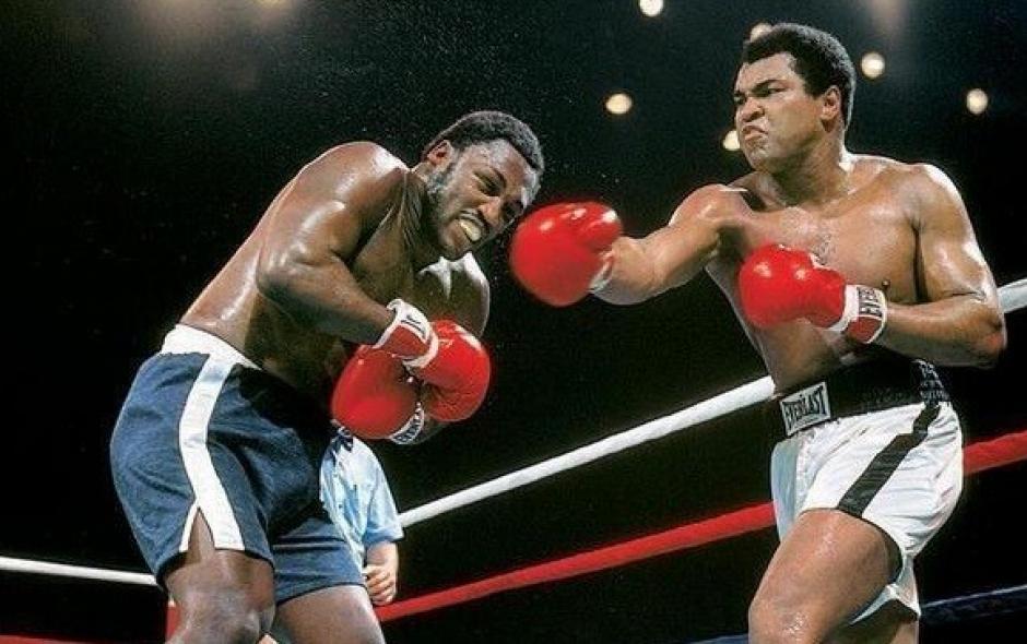 Inolvidable poder de los puños de Muhammad Ali. (Foto: BBC)