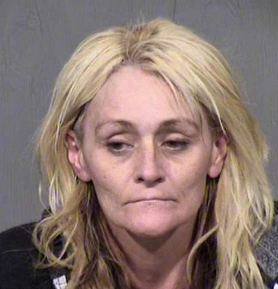 Misty Lee Wilke enfrenta cargos por atropellar a su novio. (Captura de pantalla: DailyMail)
