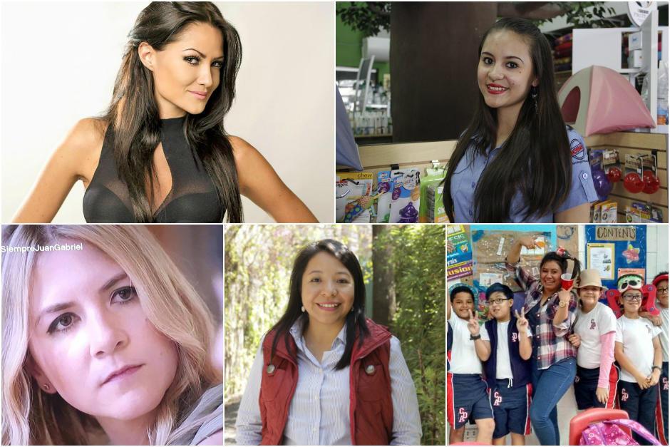 Ellas son algunas de las mujeres que han destacado y puesto el nombre de Guatemala en alto. (Foto: Soy502)