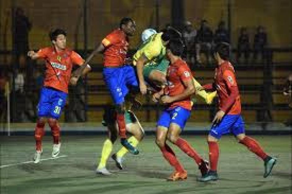 Municipal y Petapa empataron en el estadio Julio Armando Cóbar. (Foto: Nuestro Diario)