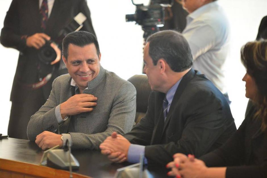 Nery Rodas de Lider es uno de los concejales de oposición en la Municipalidad de Guatemala. (Foto: Jesús Alfonso/Soy502)