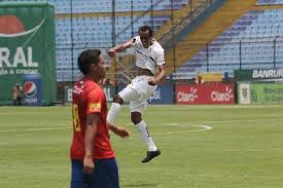 Este fue el Clásico 292 del fútbol guatemalteco. (Foto. Orlando Chile/Nuestro Diario)