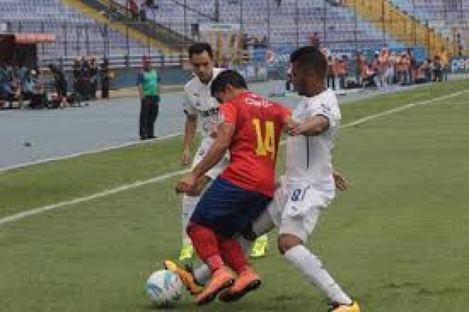 Municipal y Comunicaciones empataron en el estadio Mateo Flores. (Foto: Twitter de Comunicaciones)