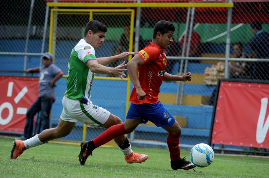 Pedro Altán ha tenido una buena participación con los Rojos. (Foto: Archivo/Soy502)