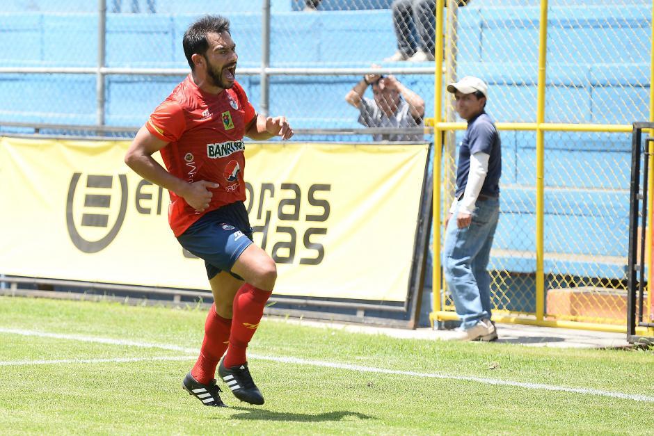 """En junio termina su contrato con """"Los Rojos"""". (Foto: Archivo/Soy502)"""