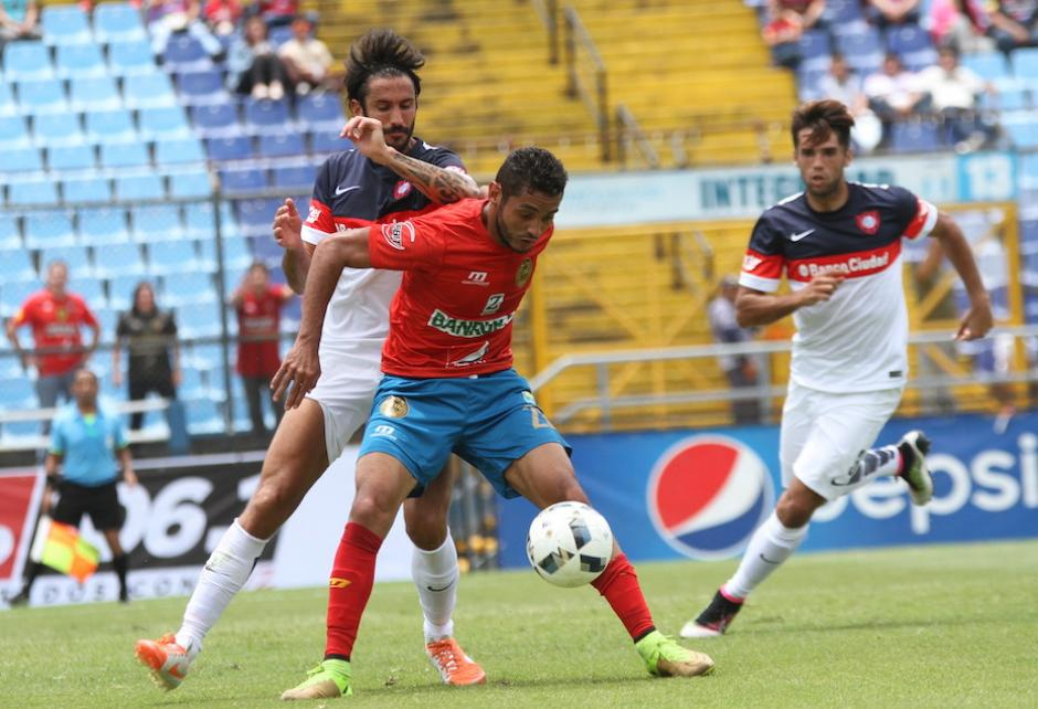 Municipal enfrentó a San Lorenzo de Almagro de Argentina en el Mateo Flores. (Foto: Luis Barrios/Soy502)