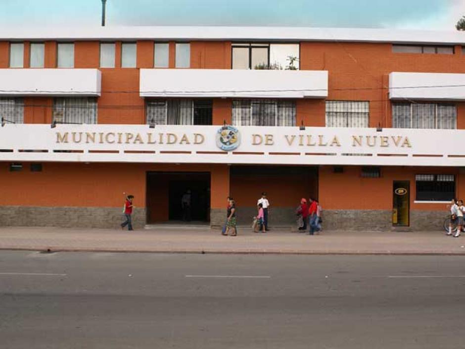 La municipalidad de Villa Nueva espera conocer quien será la persona que estará al frente de esa institución. (Foto: Municipalidad de Villa Nueva)