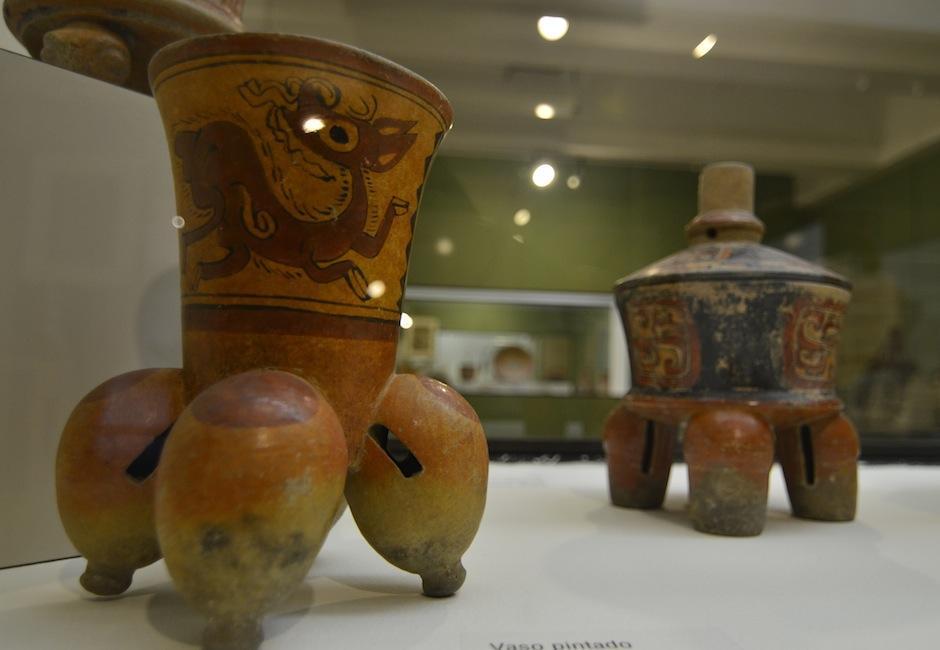 Verdaderas piezas de arte se exhiben en el museo. (Forto: Selene Mejía/Soy502)