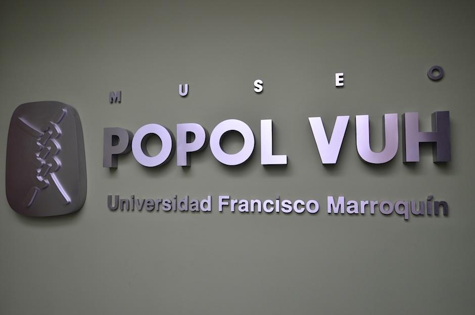 El recinto se encuentra en el interior de la Universidad Francisco Marroquín. (Foto: Selene Mejía/Soy502)