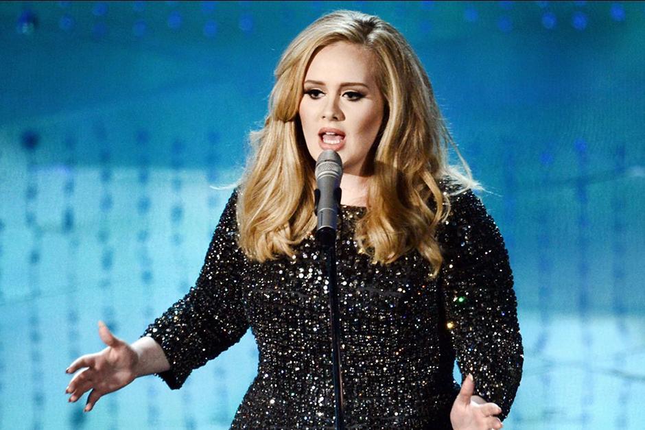 """Adele cuenta con ocho nominaciones, siete por el video """"Hello"""". (Foto: Archivo)"""