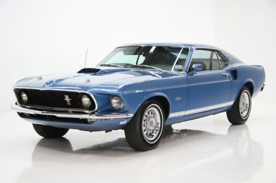 La demanda también incluye la devolución de un Ford Mustang modelo 1969. (Foto: Internet)