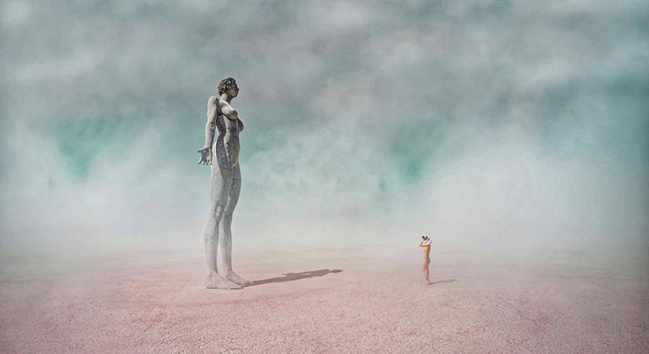 El Burning Man es un evento que se realiza una vez al año, donde se realizan diversas expresiones artísticas. (Foto: Ari Fararooy)