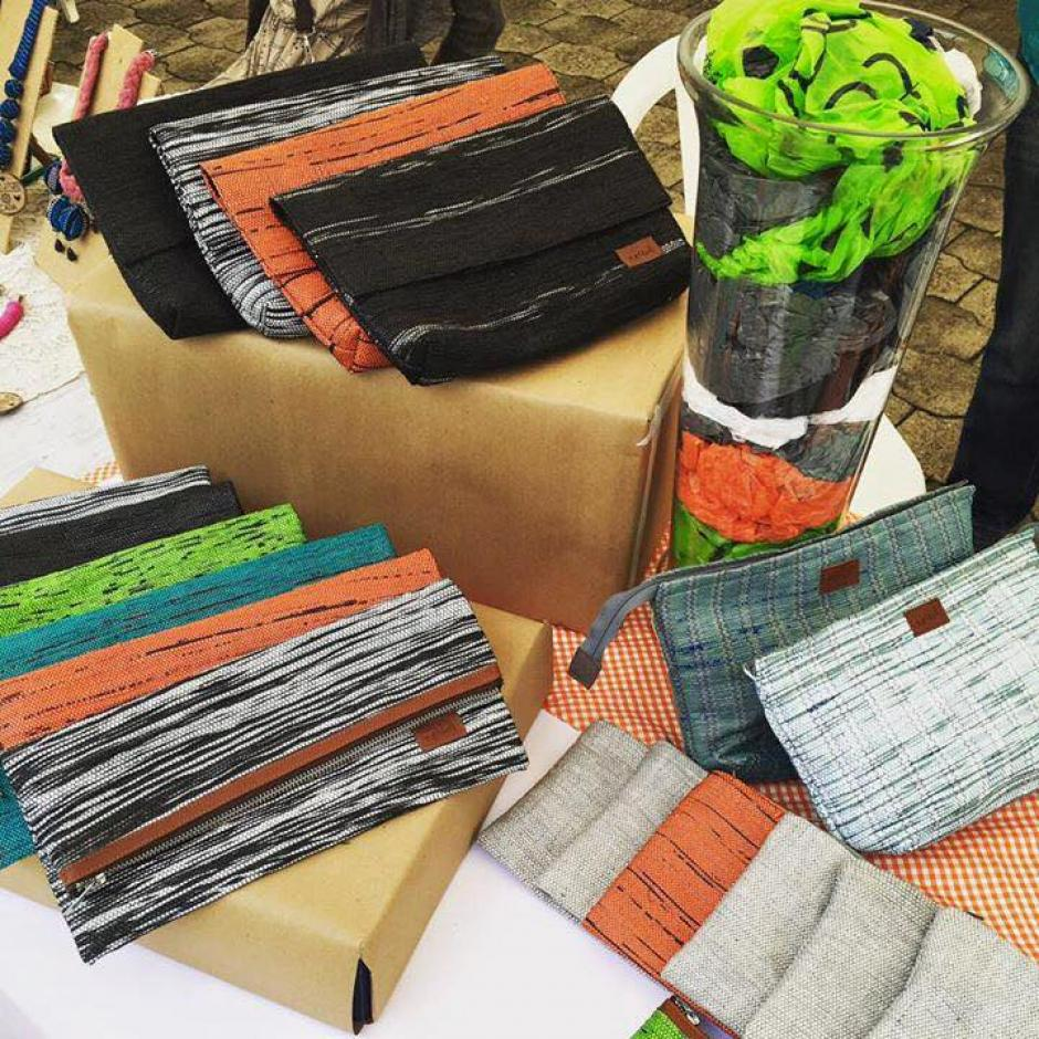 Los estilos tipo clutch y tote bag combinan con todo. (Foto: Namash)